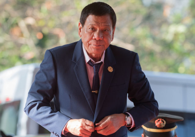 菲总统称若多数女性主张则将辞职