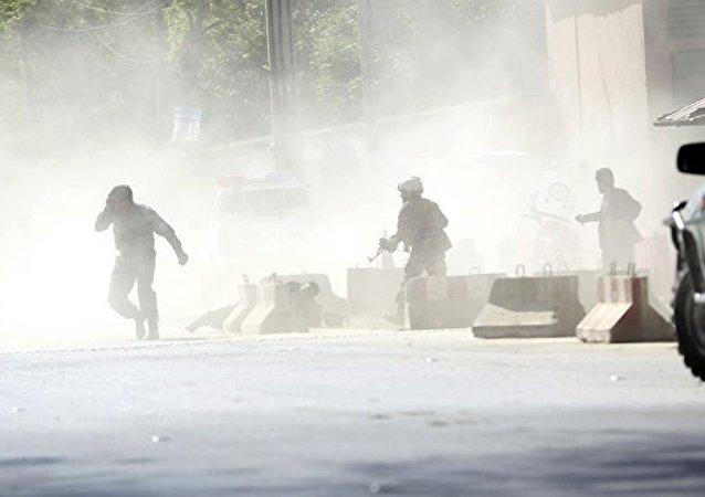 阿富汗发生两起爆炸 导致21人死亡27人受伤