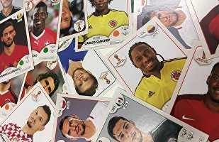 烏拉圭為了世界杯貼紙陷入瘋狂