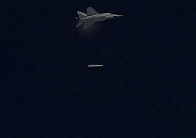 """俄空天军装备""""匕首""""综合体的航空兵大队自2017年起已进行350多次飞行"""