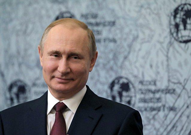 民調:82%俄民眾認可普京總統工作