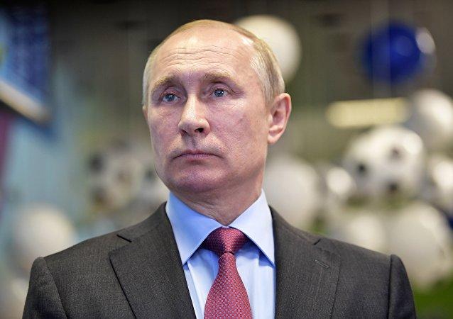 普京:俄羅斯已基本完成世界杯的準備工作