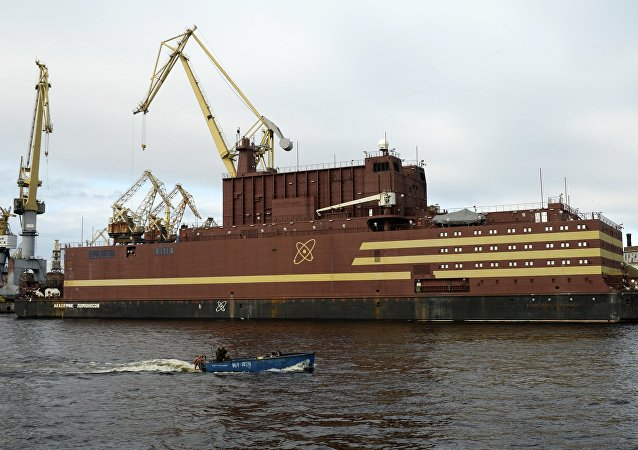 俄首座浮动核电站测试工作拟于2019年3月完成