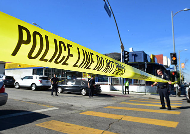 美国新泽西州酒吧枪击致10人受伤