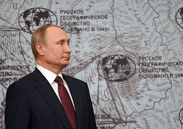 """法国历史学家指出普京对西方改变态度的""""转折点"""""""
