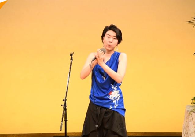 東京舉行世界口哨大賽