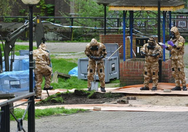 英国检察官宣布了涉嫌企图杀害斯克里帕利父女的俄罗斯人的名字