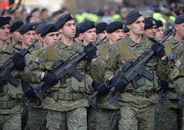 美国协助建立科索沃军违反国际法