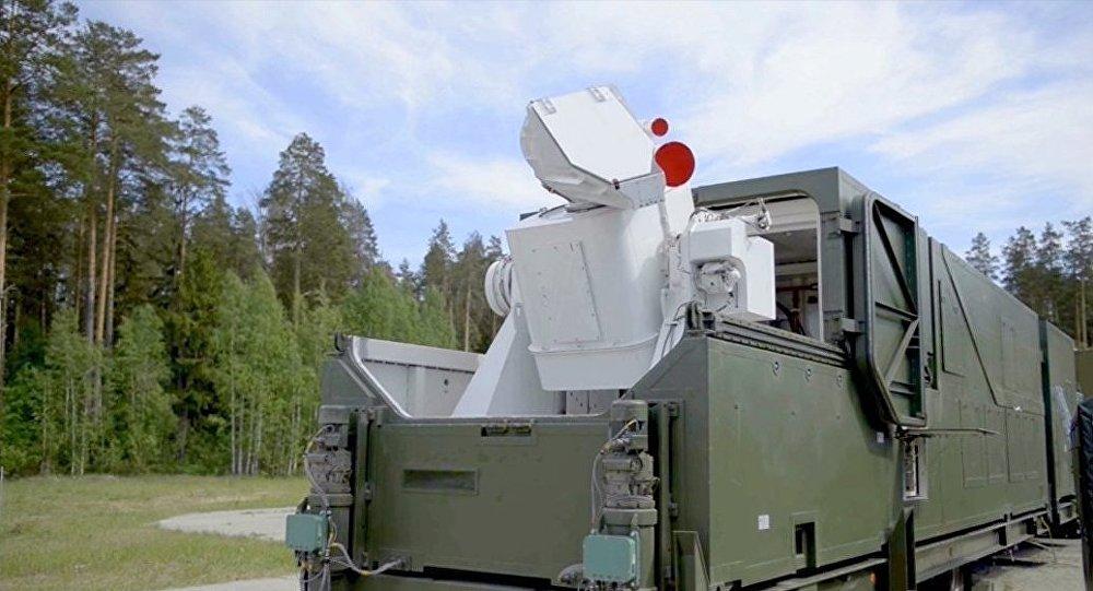 """专家:军用激光系统""""佩列斯韦特""""可以对抗无人机"""