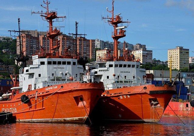 俄罗斯国防部或在2019年决定建造新型救援船