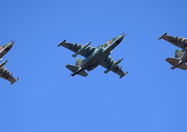 升级版攻击机苏-25CM3有何威慑?