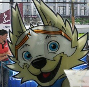 預定俄世界杯免費交通的中國球迷數量排名前五