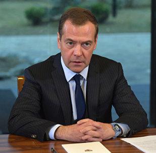 俄总理:美对俄新制裁能对两国关系造成数十年伤害且实为贸易竞争工具