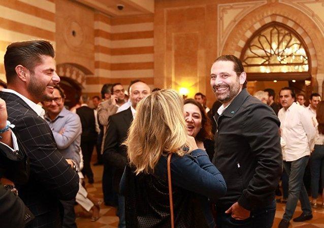 黎巴嫩总理对议会选举结果表示满意