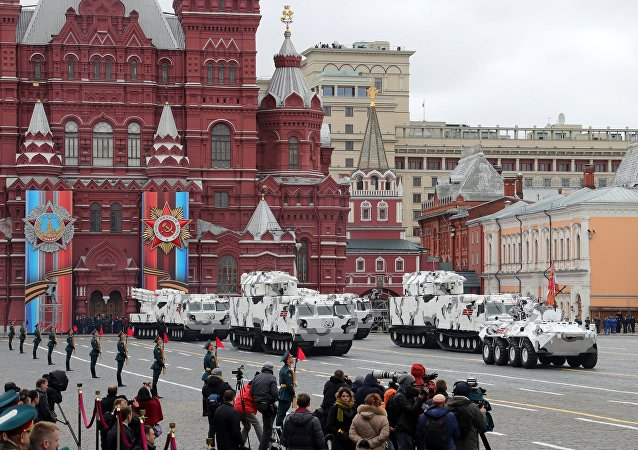 普京责令联邦安全局在伟大卫国战争胜利75周年庆祝活动时确保最高级别防控