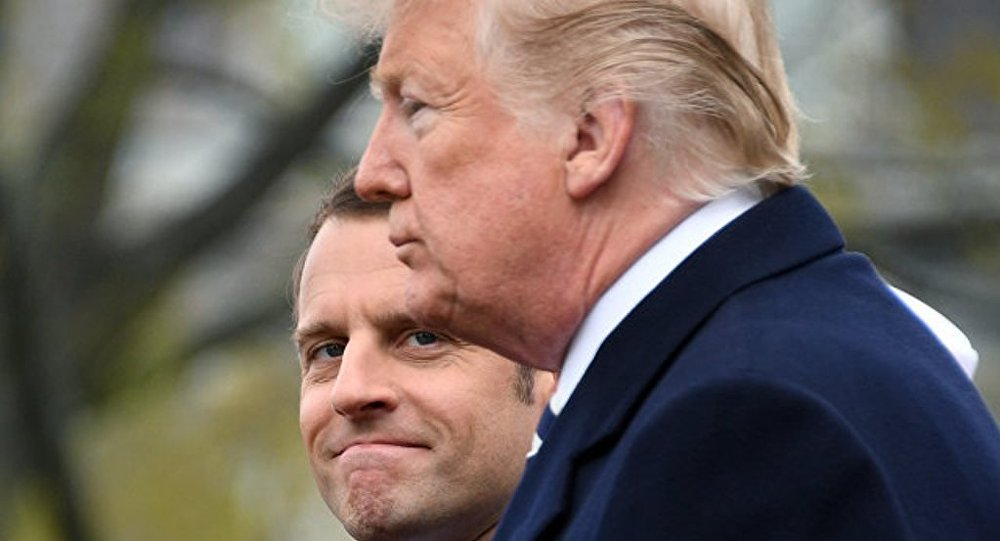 媒體:特朗普稱歐盟在貿易問題上「比中國糟」
