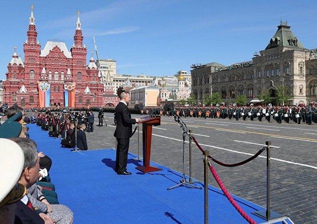 普京:俄羅斯為世界穩定敞開對話大門