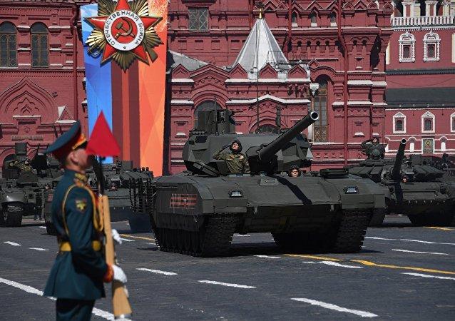 俄共领导人久加诺夫认为胜利日阅兵可能将于6月24日在莫斯科举行
