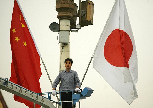 日本外交官:日方珍惜当前日中关系改善发展势头