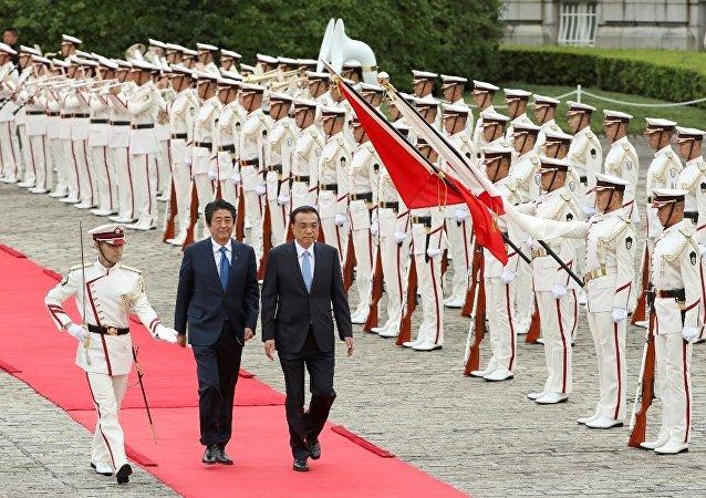 中國呼籲日本和韓國加快創建三國自貿區