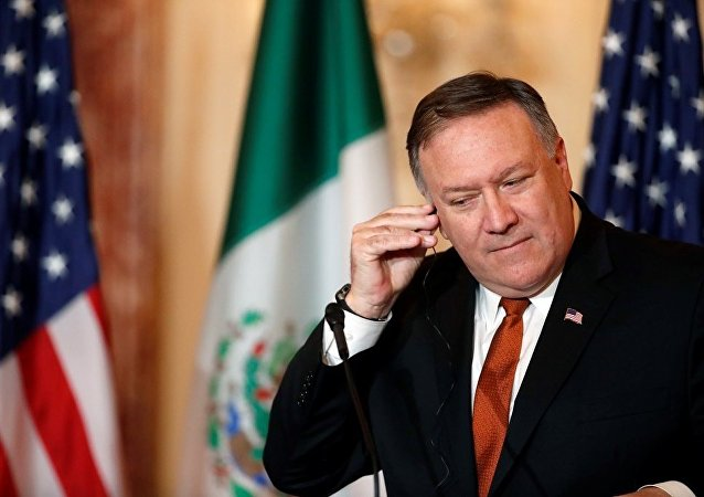 特朗普:美国务卿与金正恩的会晤非常不错