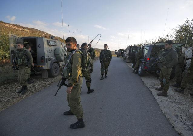 以色列军人 (戈兰高地)