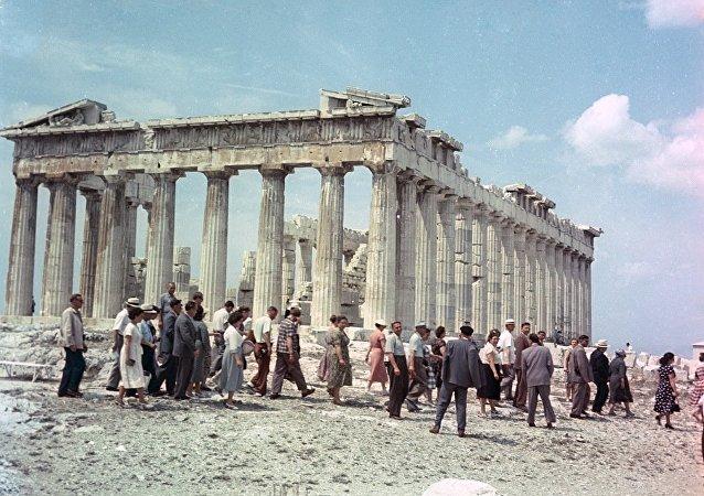 希臘總統希望英國歸還埃爾金石雕