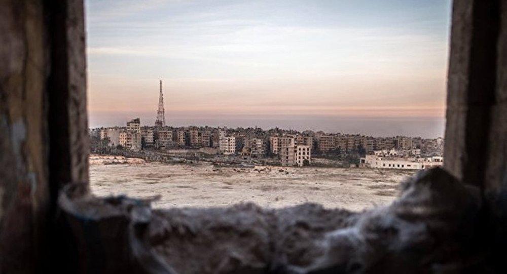没有俄土伊欧洲等国无法解决叙利亚冲突
