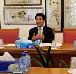 李辉大使: 中俄全面战略协作伙伴关系稳如泰山