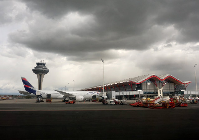 西班牙機場