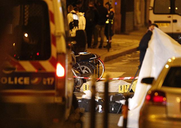 巴黎恐怖襲擊事件