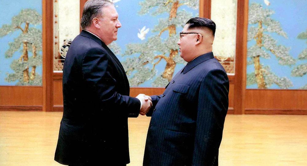 白宫:美国国务卿7月5日将出访朝鲜与金正恩会面