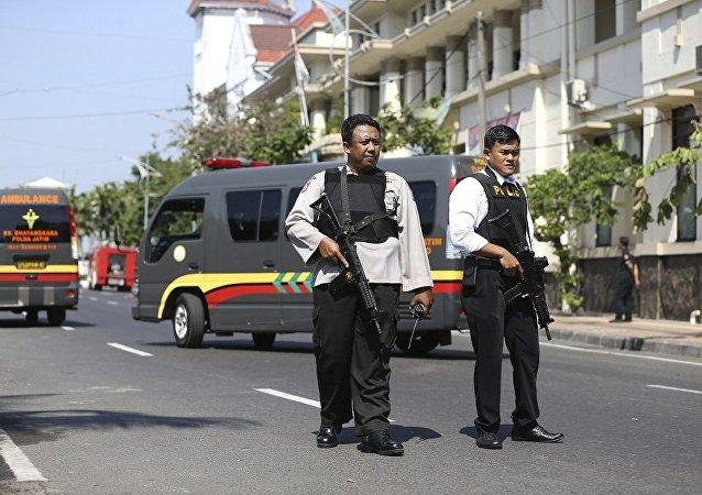 印度尼西亚警察