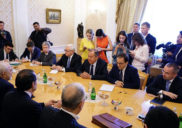 拉夫羅夫:美試圖修改重要國際協議