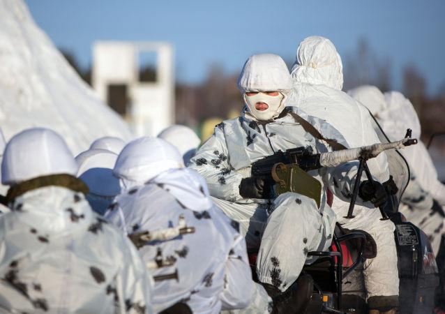 美國警告北極或成俄美「軍事競爭」之地