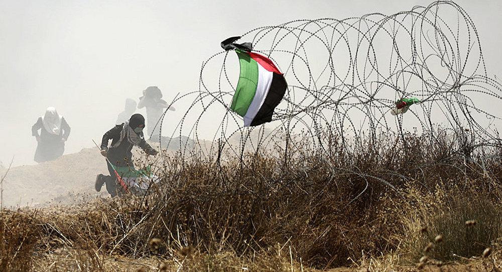 印方对加沙地带边界持续不断冲突感到担忧