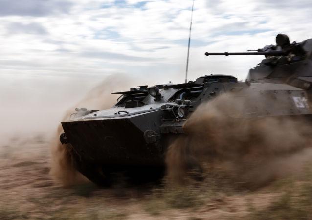 MT-LB履帶式裝甲運輸車