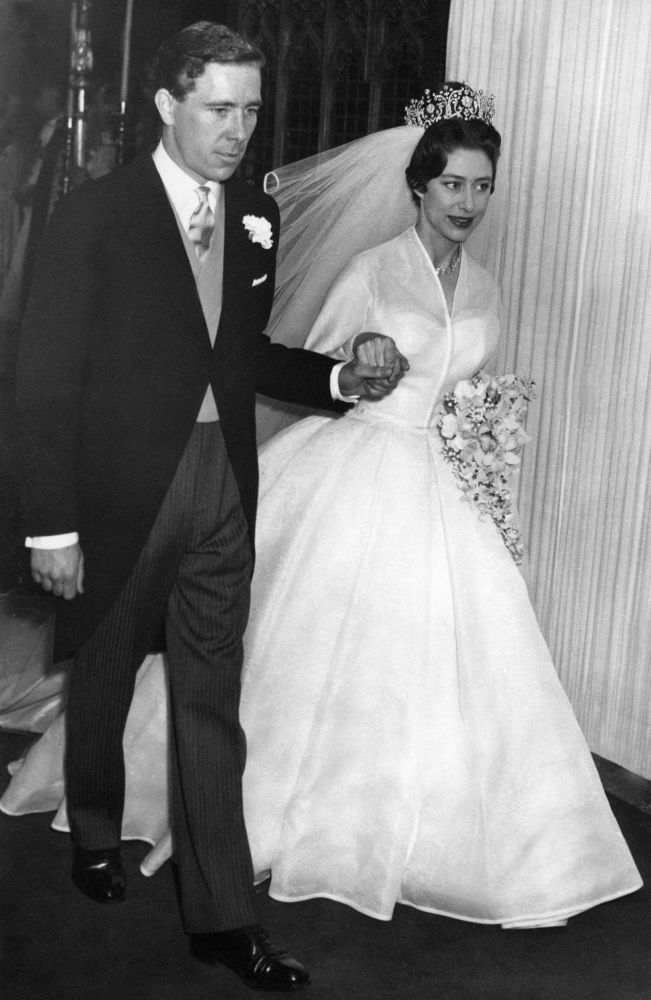 玛格丽特公主与丈夫