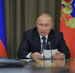 普京或年內第二次向聯邦議會發表國情咨文