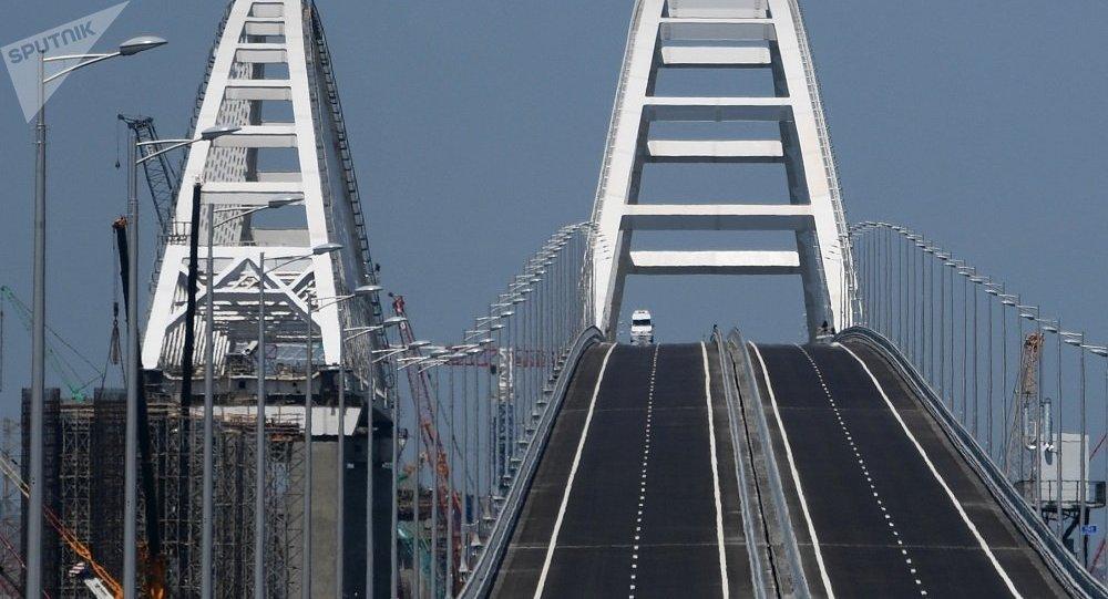克里米亚大桥