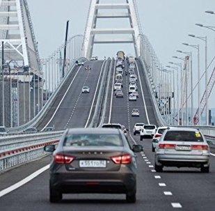 俄克里米亞大橋