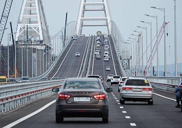 俄克里米亚大桥