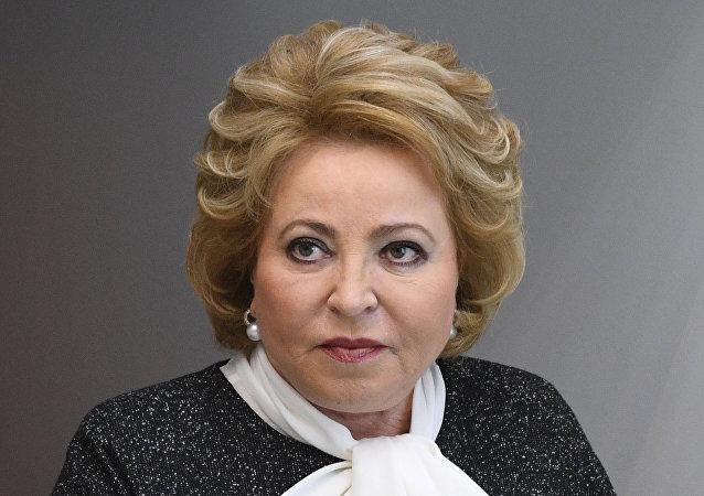 俄联邦委员会主席要求暂时禁止俄森林出口