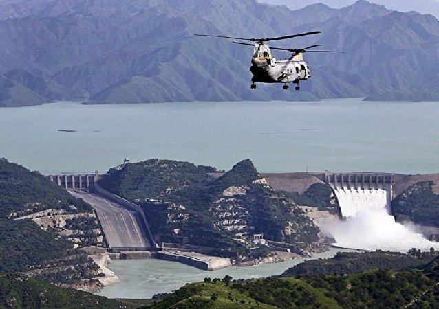 巴基斯坦旁遮普省一水电站故障造成多地停电