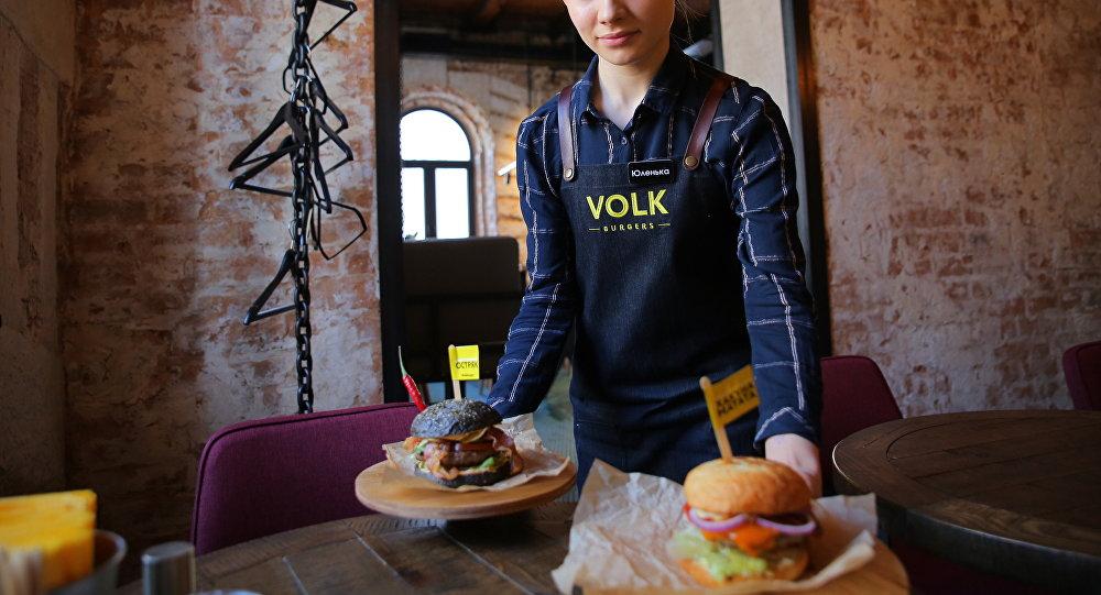 VOLK burgers餐馆菜品