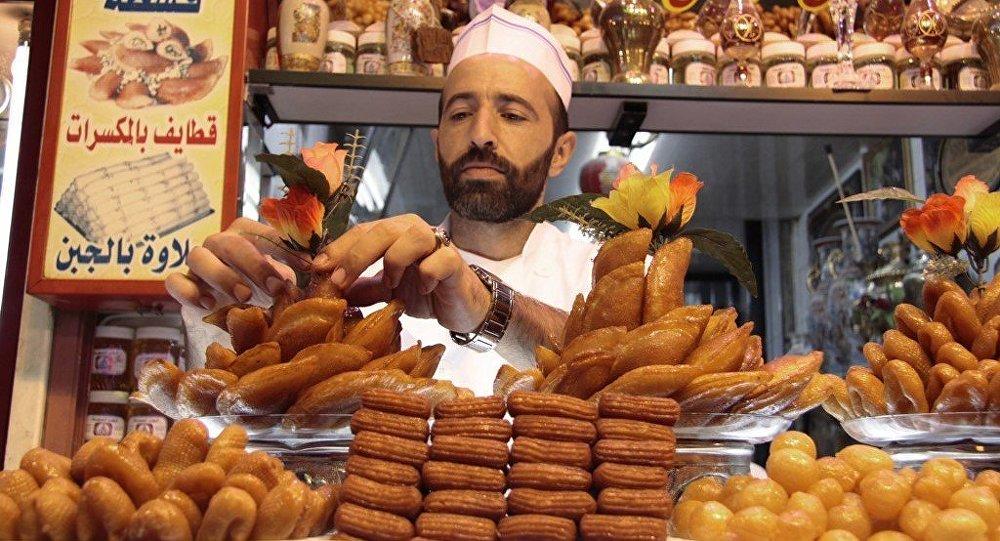 叙利亚一家糖果公司计划扩大在俄销售