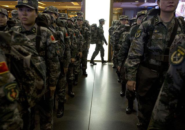 杨洁篪:中国积极参与联合国维和行动 累计派出维和人员3.7万余人次