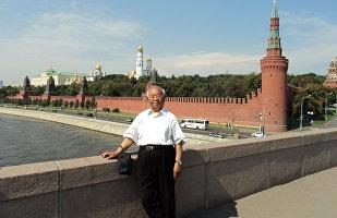 韓存禮在莫斯科