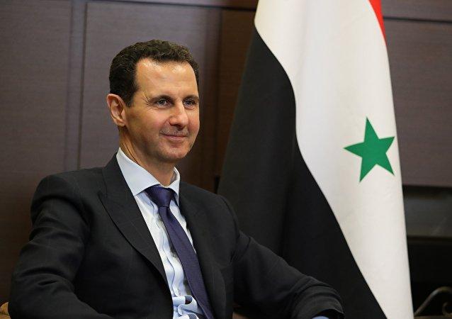 敘利亞總統表示今後將訪問朝鮮