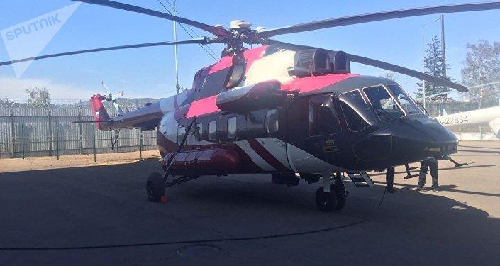 米-171A直升機